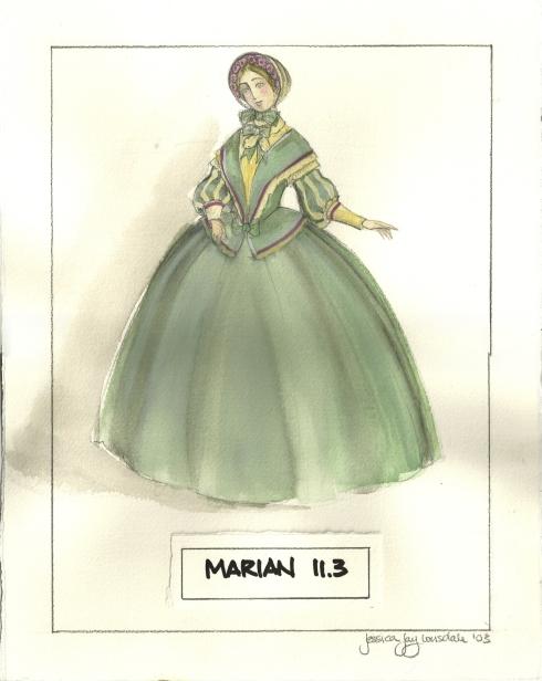 Heiress - Marian